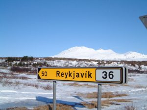 finding Reykjavik