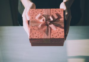 "The Gift of the ""Present"" Moment"