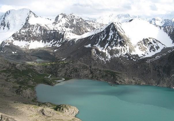 Kyrgyzstan lakes