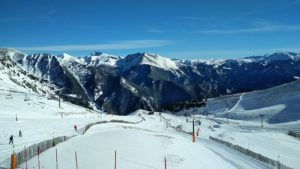 Where is Andorra located - skiing in Andorra