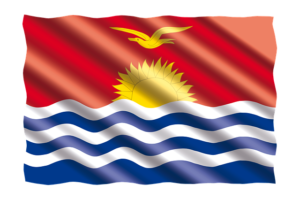 where is Kiribati
