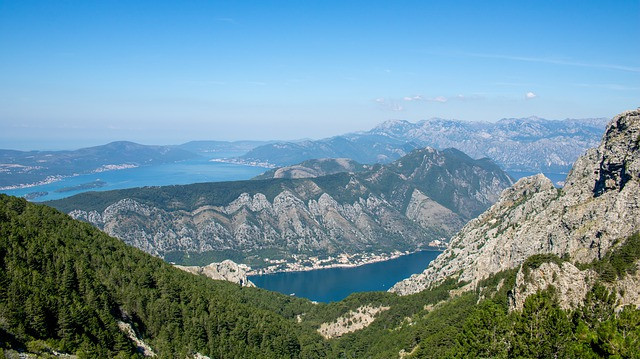 A Montenegro Holiday - mountains