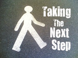 What Is The Next Step In Life?