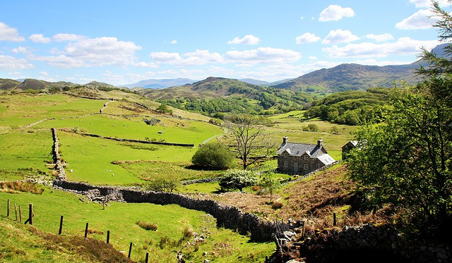 What To Do In Wales -- scenery & pastures