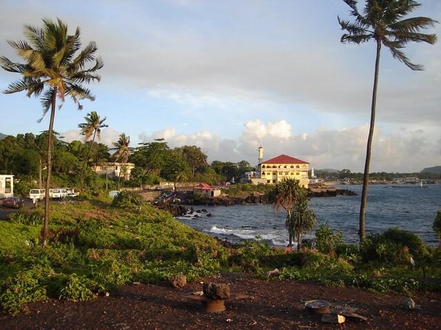 Comoros Islands Tourism -- Tropical Paradise